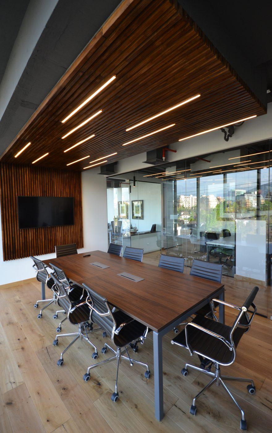 Sala de reuniones OSI