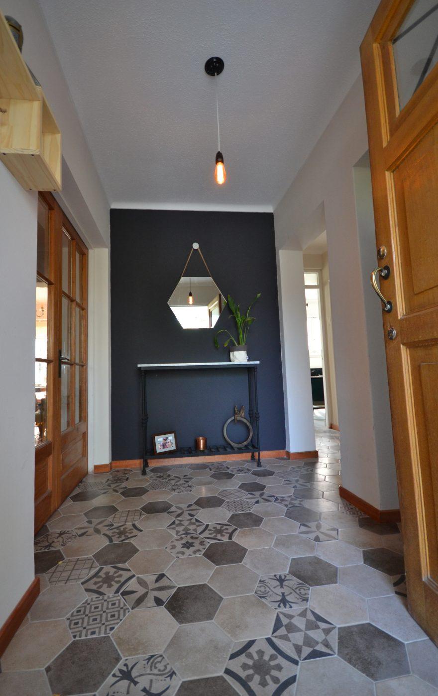 Hall Acceso Casa Rey