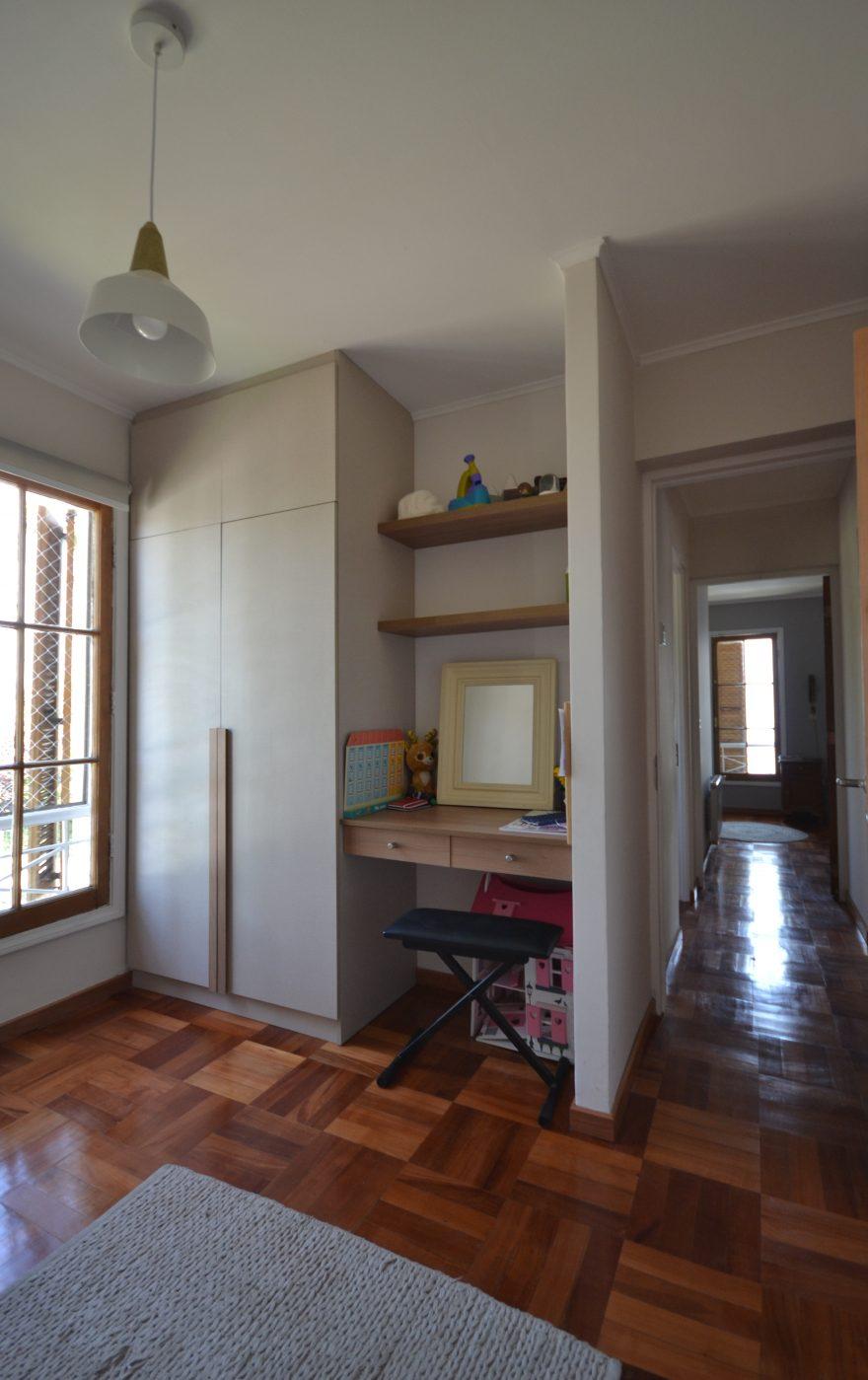 Dormitorio niña Casa Rey