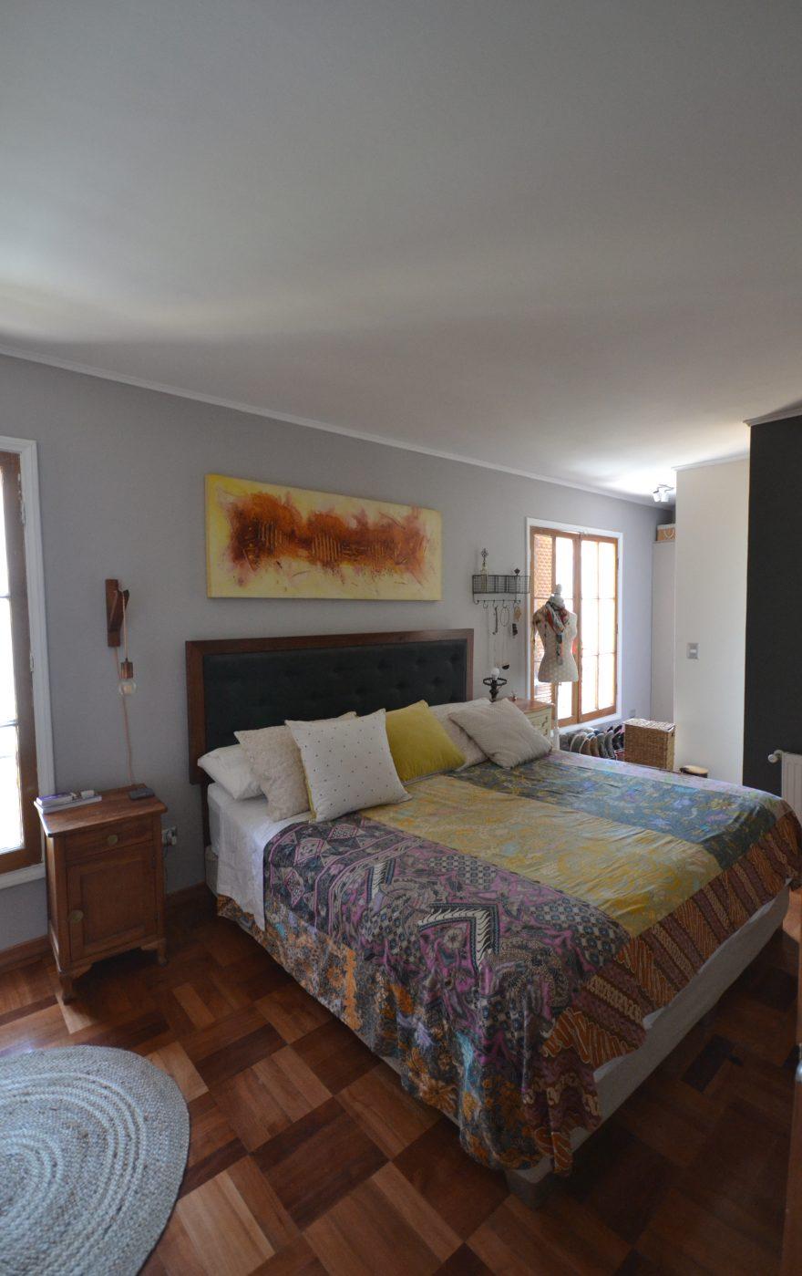Dormitorio ppal Casa Rey